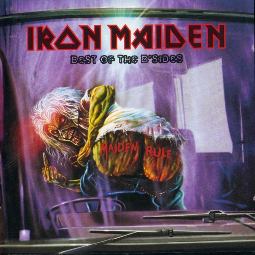 Iron Maiden - Best Of The B'Sides (2CD)(2002)[FLAC]