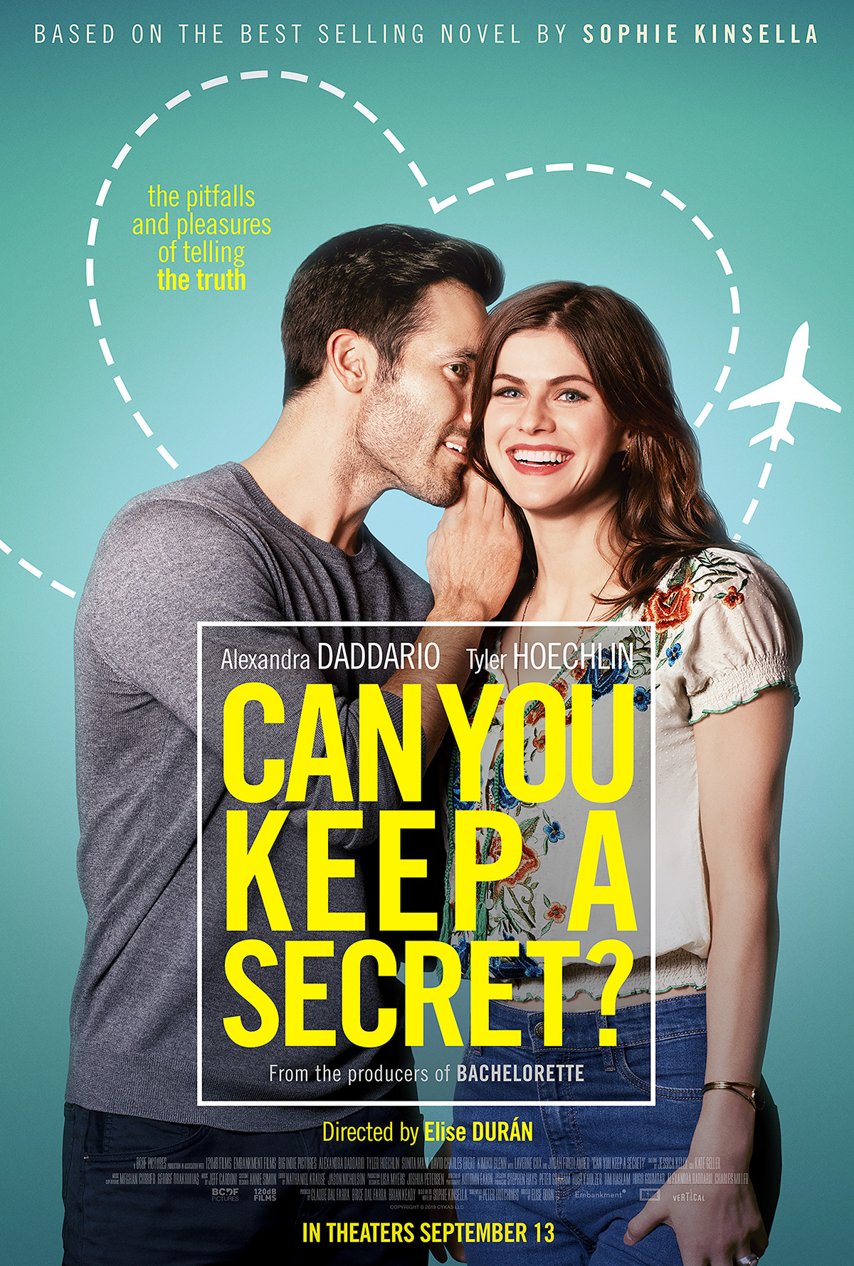 Dokazes udrzet tajemstvi? / Can You Keep a Secret? (2019)[WebRip] = CSFD 55%