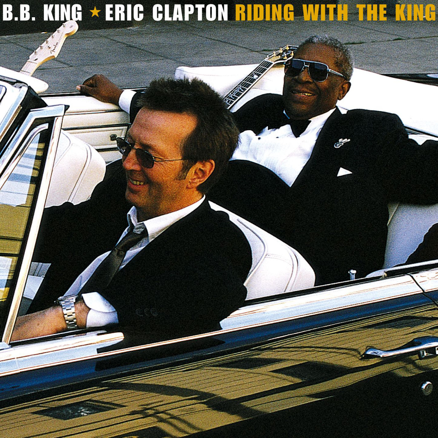 Stiahni si Hudba B.B. King a Eric Clapton  Riding With... [24-bit,96kHz FLAC]
