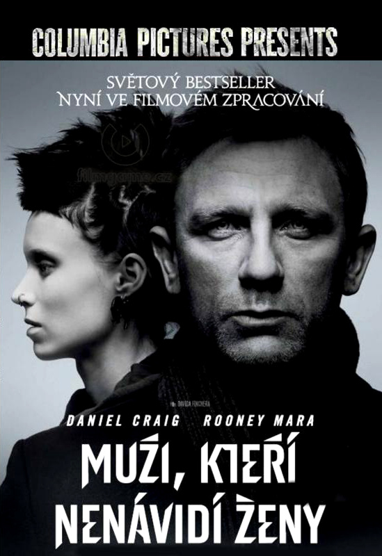 Muzi, kteri nenavidi zeny / The Girl With The Dragon Tattoo (CZ)(2011)[1080p] = CSFD 79%