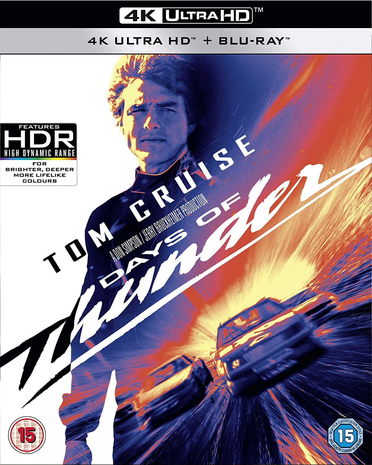 Bourlive dny / Days of Thunder 1990 2160p REMUX HEVC 10bit HDR DV Cz Eng True HD-Angels = CSFD 63%