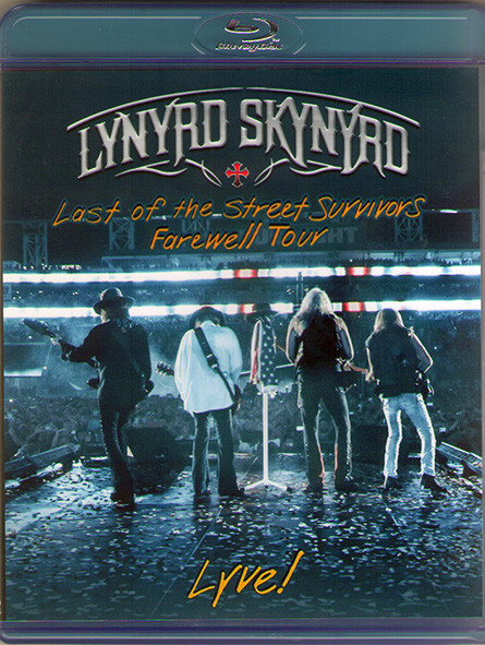 Stiahni si Hudební videa Lynyrd Skynyrd - Last Of The Street Survivors Farewell Tour Lyve! [2020, Southern Rock, BDRip, 1080p]