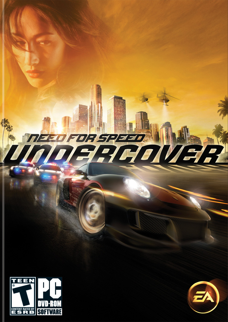 Need for Speed: Undercover (2008)(CZ)