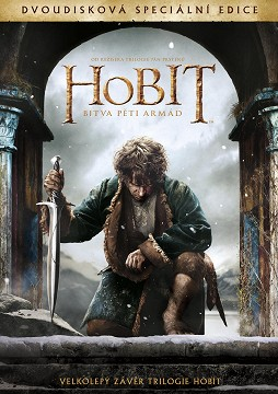 Stiahni si Filmy CZ/SK dabing Hobit: Bitva peti armad / The Hobbit: The Battle of the Five Armies (2014)(CZ) = CSFD 75%