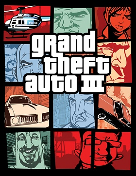 Stiahni si Hry na Windows Grand Theft Auto III / GTA 3 (2002)(CZ)