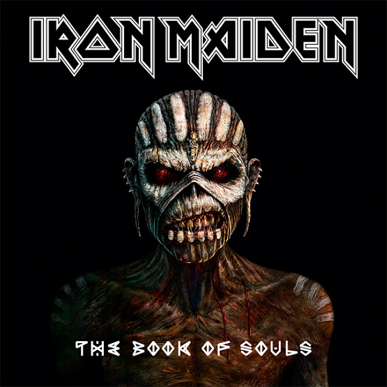 Iron Maiden - The Book of Souls (Deluxe Edition)(2CD)(2015)[FLAC - image + .cue]