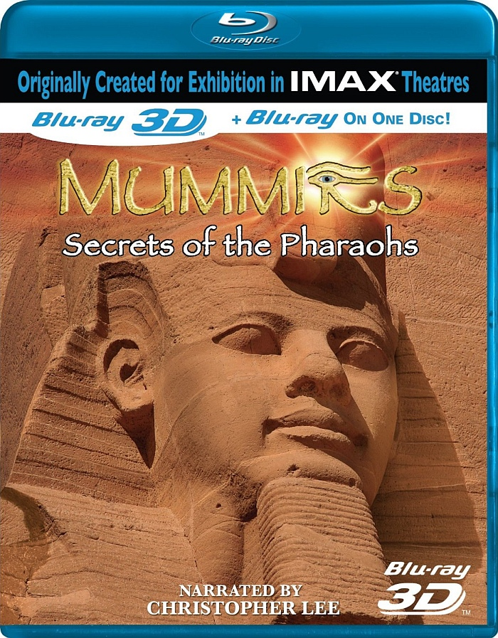 Mumie:Tajemstvi faraonu 3D / Mummies: Secrets of the Pharaohs (2007)(CZ/EN)[3D Blu-ray][1080p] = CSFD 59%