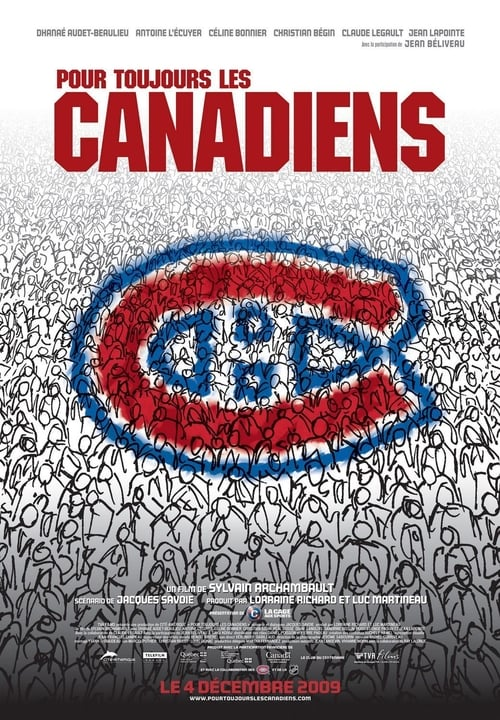 Stiahni si Filmy CZ/SK dabing Muj zivot s Canadiens / The Canadiens, Forever (2009)(CZ)[HEVC][TvRip] = CSFD 64%