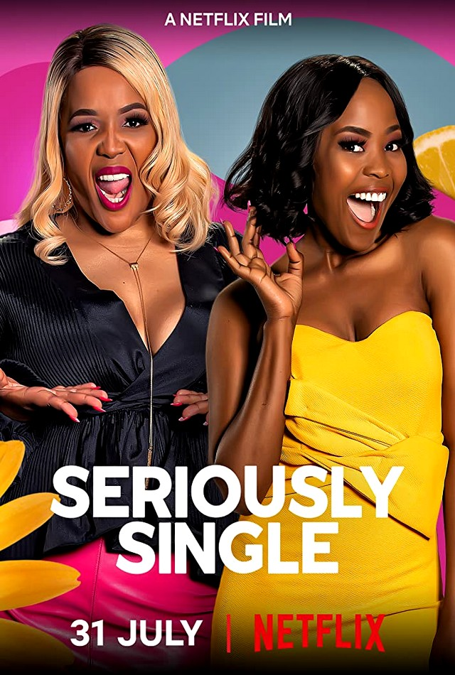 Singl na vdavani / Seriously Single (2020)[WebRip][720p]