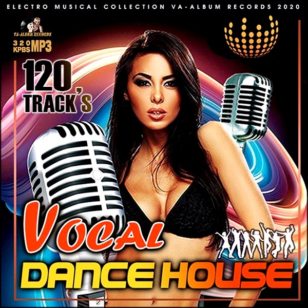Stiahni si Hudba VA | Vocal Dance House 2020 (2020) MP3 (320kbps)