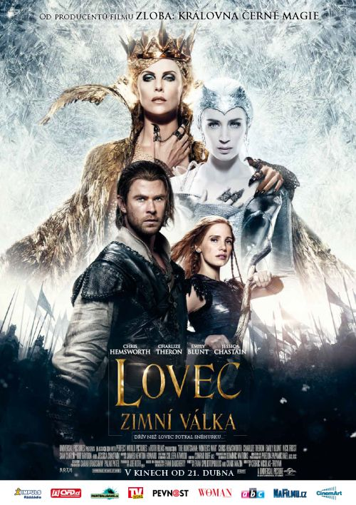 Stiahni si HD Filmy Lovec: Zimni valka / The Huntsman Winter's War (Extended Edition)(2016)(CZ/ENG)[720p] = CSFD 59%