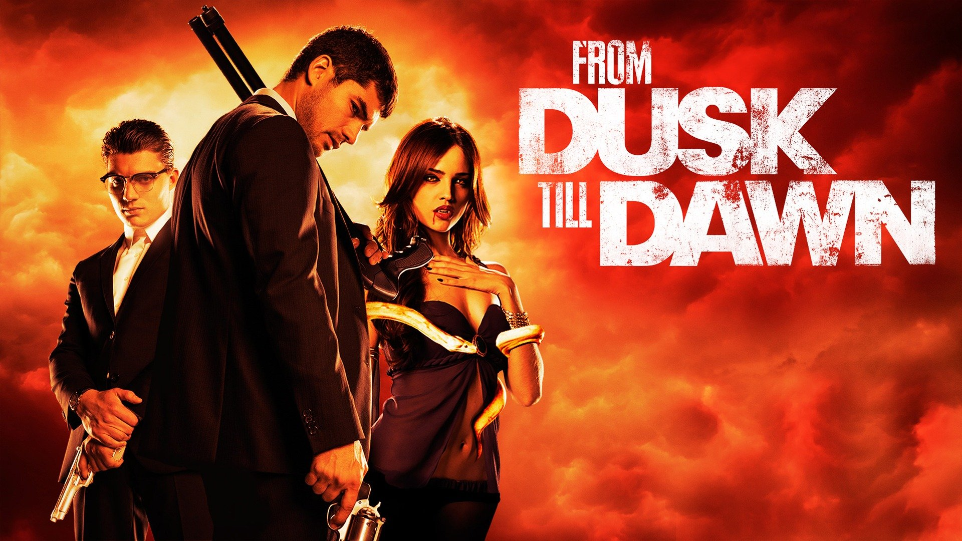 Stiahni si Seriál     Od soumraku do usvitu / From Dusk Till Dawn: The Series - 2. serie (CZ)[TvRip] = CSFD 65%