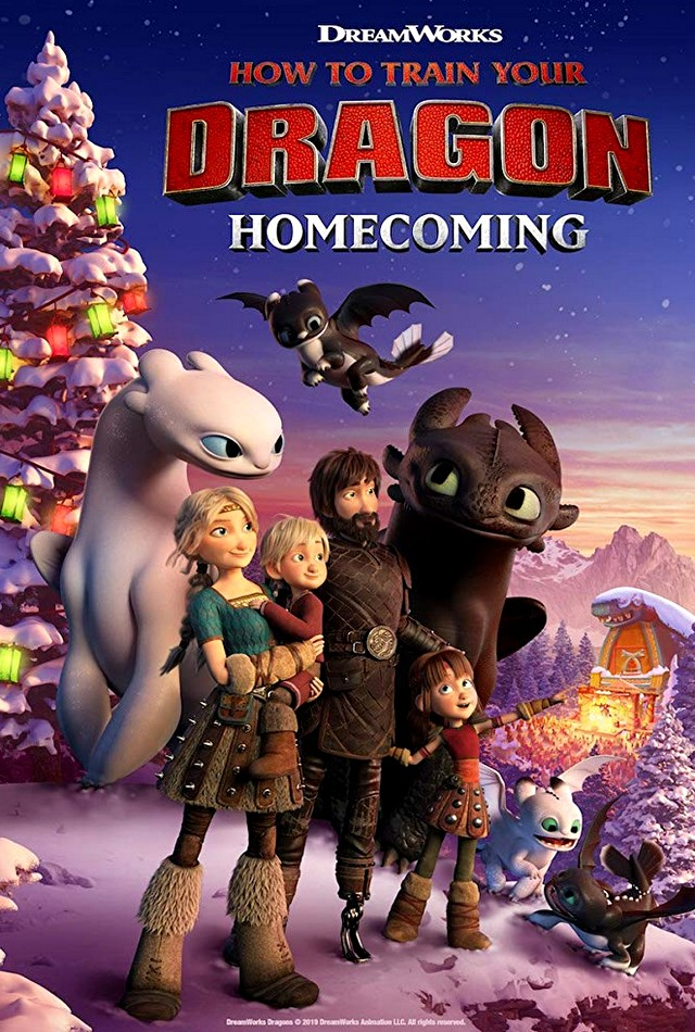 Stiahni si Filmy Kreslené Jak vycvicit draka: Navrat domu / How to Train Your Dragon: Homecoming (2019)(CZ/EN)[WebRip][1080p] = CSFD 77%