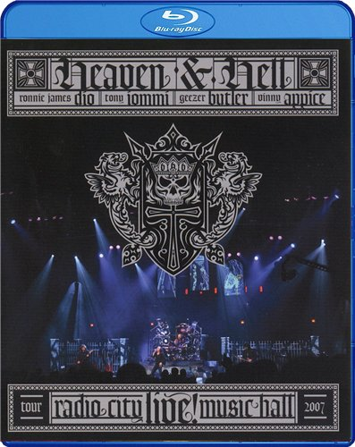 Heaven and Hell - Radio City Music Hall Live! [2011, Heavy Metal, BDRip 1080p] = CSFD 96%