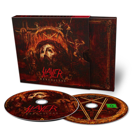 Slayer - Repentless (Limited Edition)(2015)[FLAC+CUE]