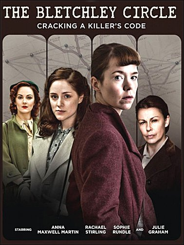 Vrazedne sifry / The Bletchley Circle - 1. serie (CZ/EN)[TvRip][1080i] = CSFD 76%