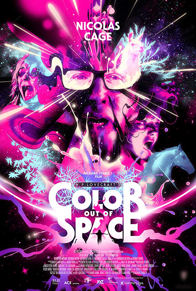 Barva z vesmiru / Color Out of Space (2019)[WebRip][1080p] = CSFD 64%
