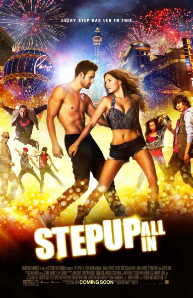 Stiahni si Filmy Kamera Let's Dance All In / Step Up: All In (2014)[CAM] = CSFD 51%