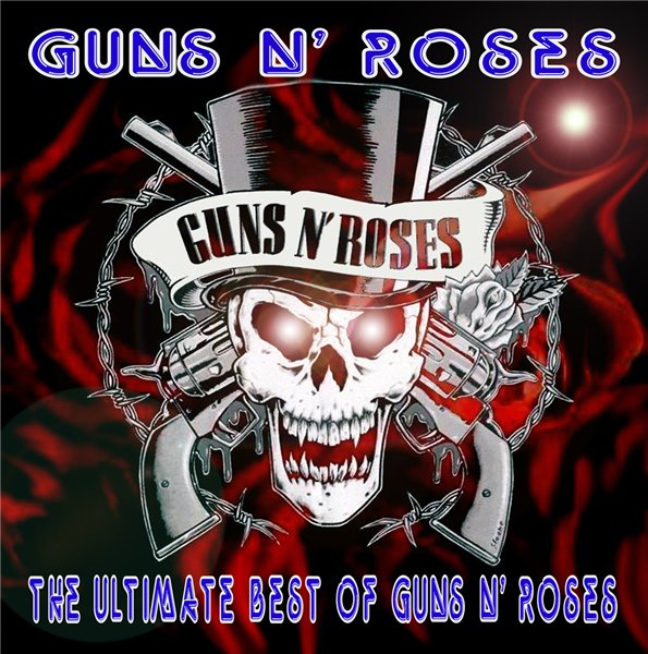 Stiahni si Hudba Guns N' Roses - The Ultimate Best Of (2014)