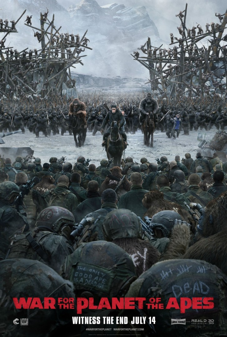 Stiahni si Filmy s titulkama Valka o planetu opic / War for the Planet of the Apes (2017)[WebRip] = CSFD 79%