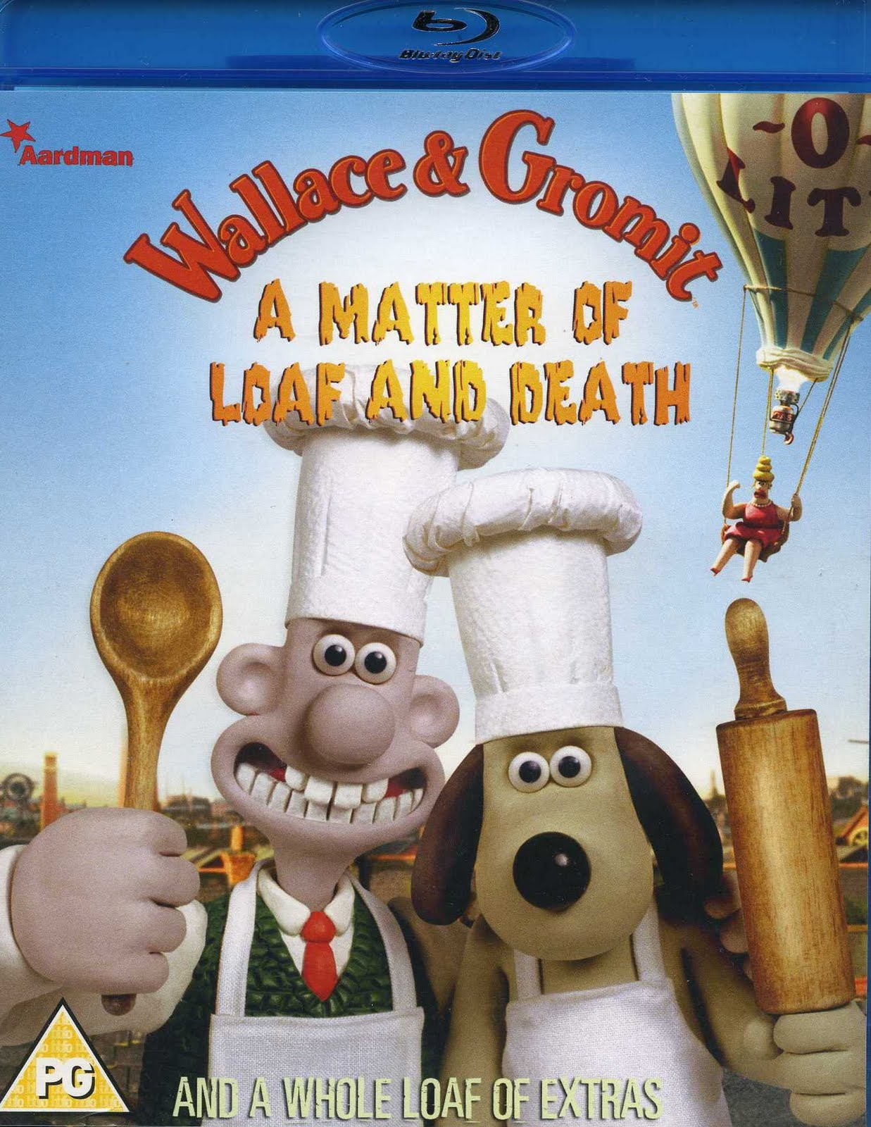 Stiahni si Filmy Kreslené Wallace a Gromit - Otazka chleba a smrti / Wallace & Gromit: A Matter of Loaf and Death (2008)(CZ) = CSFD 84%