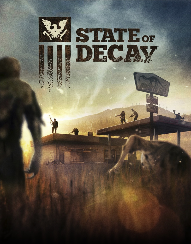 Stiahni si Hry na Windows State of Decay + 2 DLC (2014)(CZ)