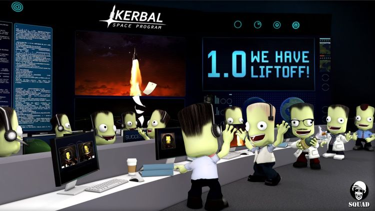 Stiahni si Hry na Windows Kerbal Space Program 1.0.2 - Full Release (2015)