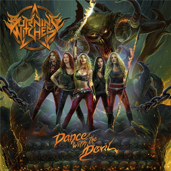 Burning Witches - Dance With the Devil (2020) MP3