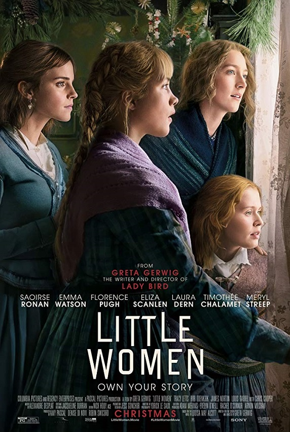 Stiahni si Blu-ray Filmy Male zeny / Little Women (2019)(CZ/EN)[Blu-ray][1080p] = CSFD 80%