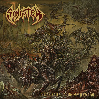 Stiahni si Hudba Sinister - Deformation of the Holy Realm - 2020, FLAC