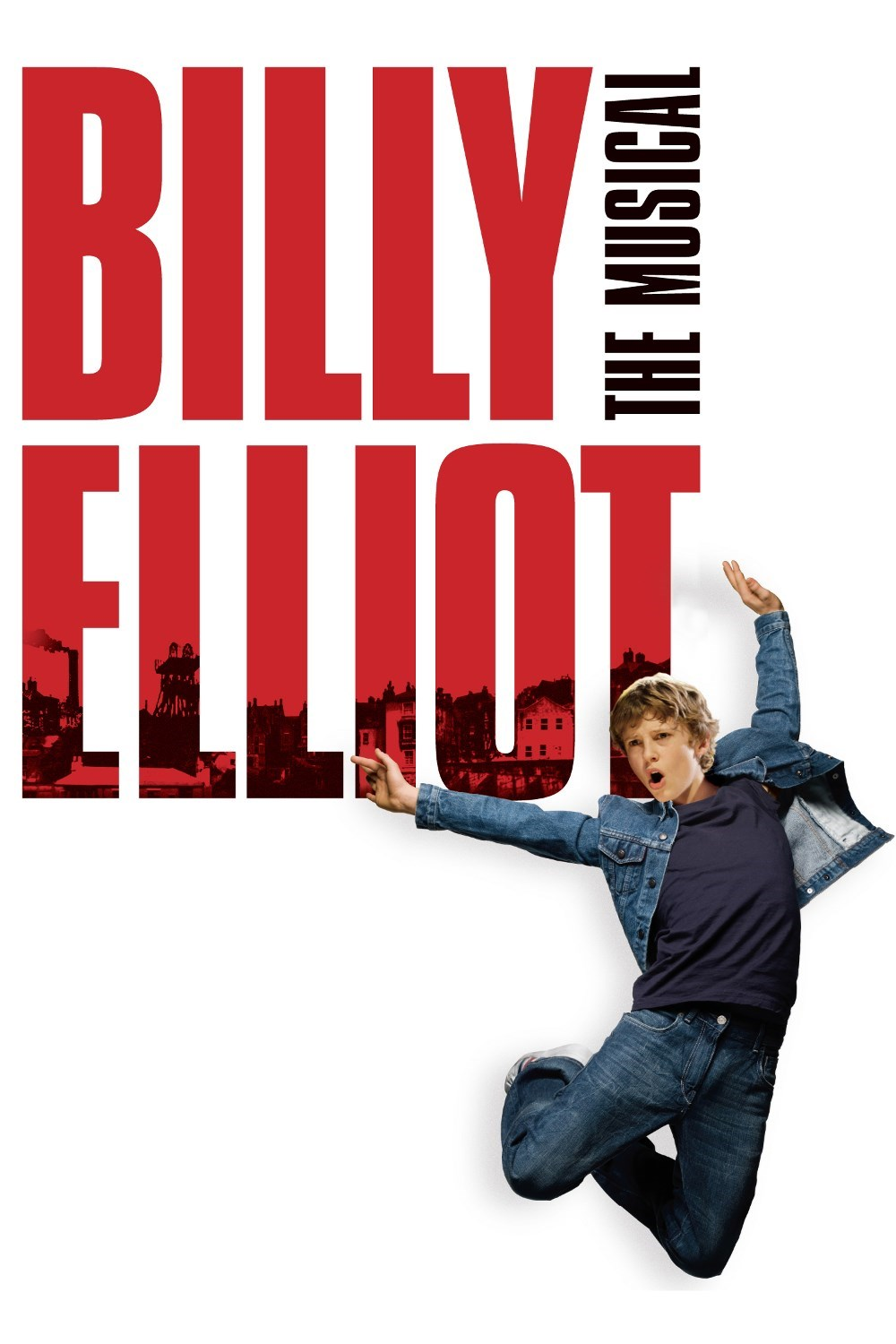 Billy Elliot Muzikal / Billy Elliot the Musical (2014)[720p] = CSFD 89%
