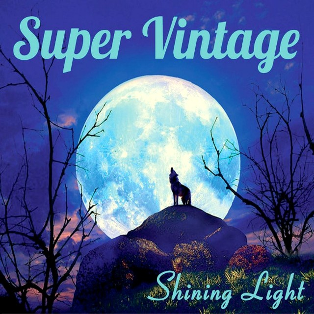 Stiahni si Hudba Super Vintage | Shining Light (2020) MP3 (320kbps)