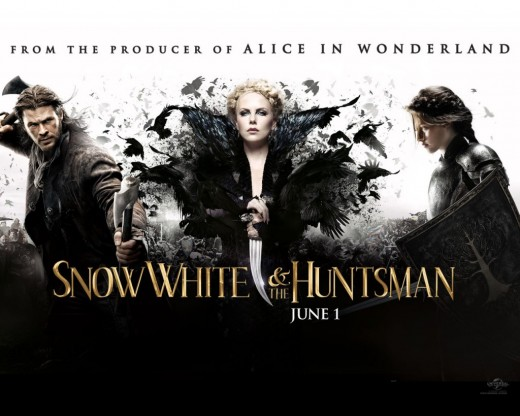 Snehurka a lovec / Snow White and the Huntsman (2012)(CZ) = CSFD 66%