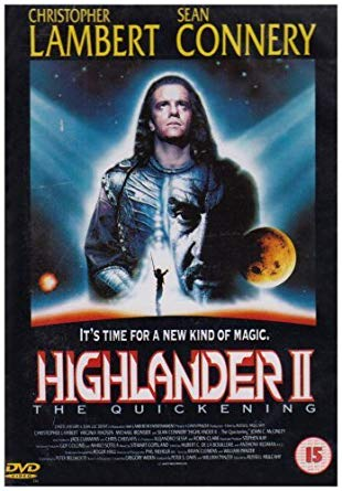 Highlander 2 - SIla kouzla / Highlander II: The Quickening (1991)(CZ/EN) = CSFD 48%