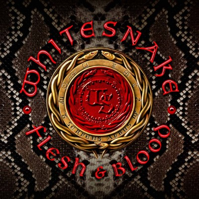 Stiahni si Hudba     Whitesnake - Flesh & Blood (Deluxe Edition) (2019)