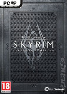Stiahni si Hry na Windows The Elder Scrolls V: Skyrim - Legendary Edition (2013)(CZ)
