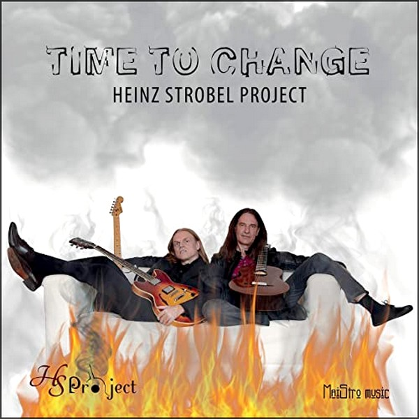 Stiahni si Hudba Heinz Strobel Project | Time to Change (2020) MP3 (320kbps)