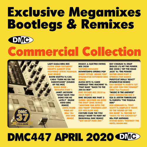 Stiahni si Hudba VA - DMC Commercial Collection 447 (2020)