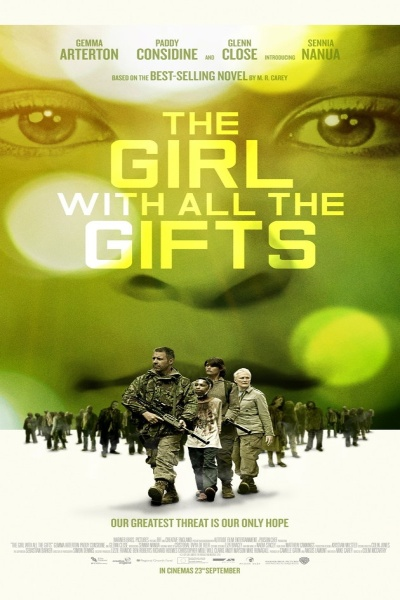 Stiahni si Filmy CZ/SK dabing Najnadanejsie dievca / The Girl with All the Gifts (2016)(SK) = CSFD 63%