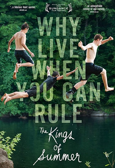 Kralove leta / The Kings of Summer (2013)(CZ)[1080p] = CSFD 71%