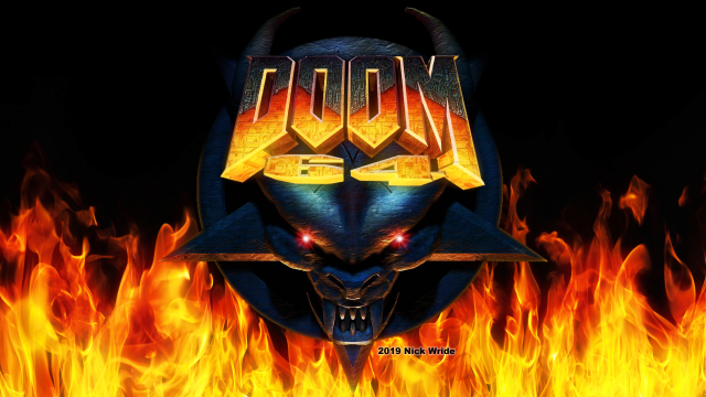 Stiahni si Hry na Windows     DOOM 64 (2020)(EN)