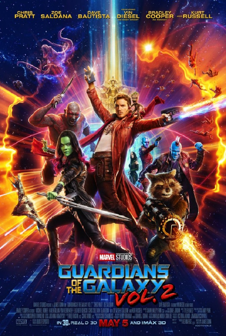 Stiahni si Filmy s titulkama Strazci Galaxie Vol. 2 / Guardians of the Galaxy Vol. 2 (2017) = CSFD 84%