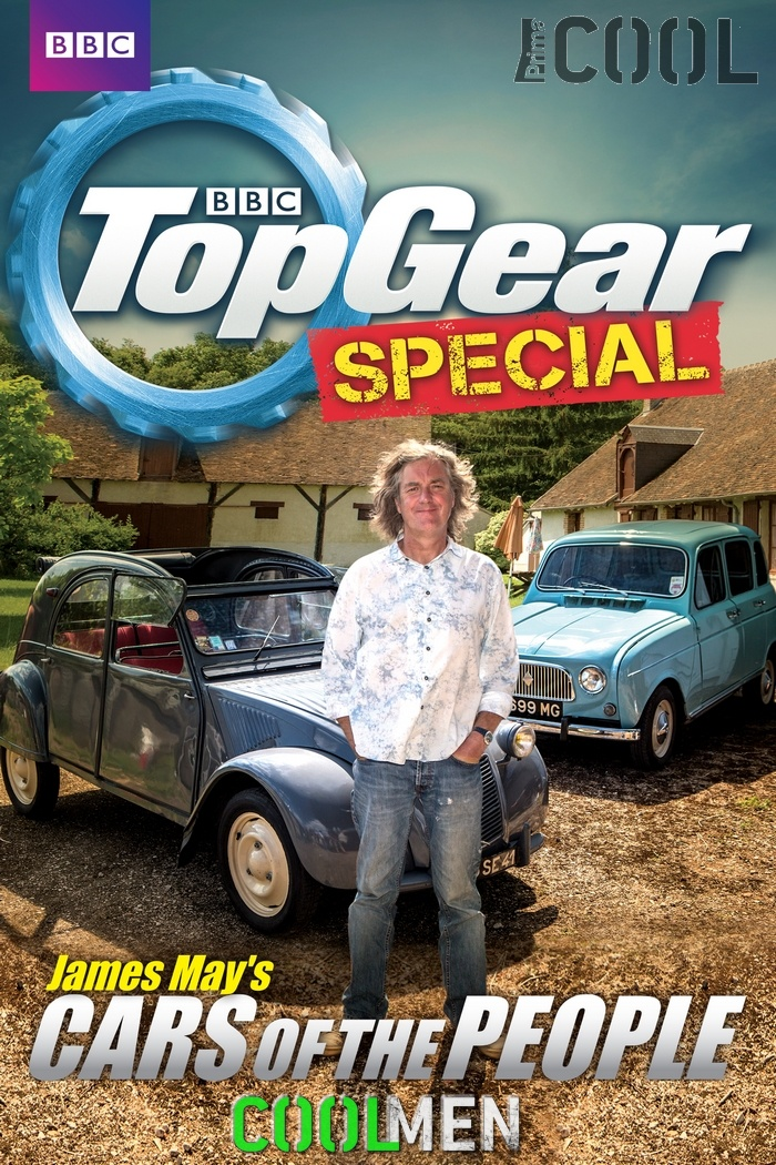 Stiahni si Dokument Top Gear special: James May a lidove auticko 3 .dil (2014)(CZ)[TvRip][720p] = CSFD 88%