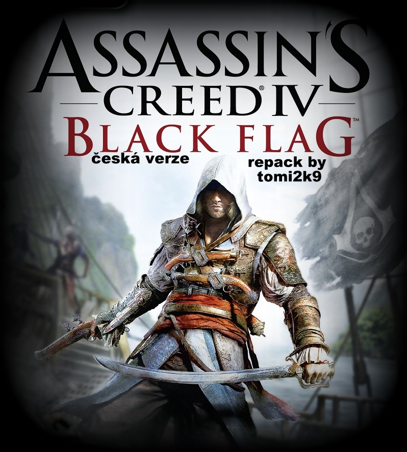 Assassin's Creed IV: Black Flag (2013)(CZ)