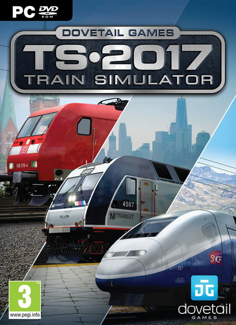 Stiahni si Hry na Windows Train Simulator 2017 Pioneers Edition (2016)
