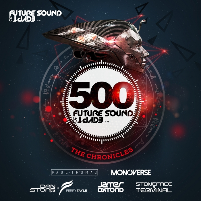 Stiahni si Hudba  VARIOUS - Future Sound Of Egypt 500 (2018-mp3)