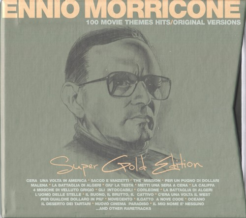 Stiahni si Hudba     Ennio Morricone - Super Gold Edition (6 CD Box Set)(2005)[FLAC]