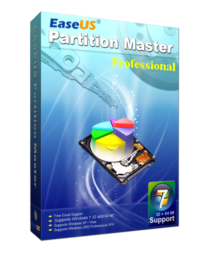 EaseUS Partition Master v13.5