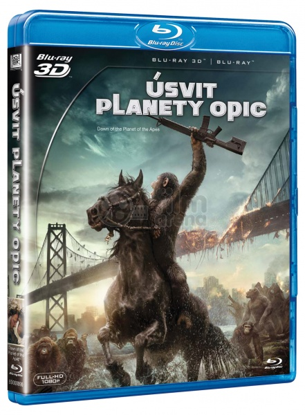 Stiahni si 3D Filmy Usvit planety opic / Dawn of the Planet of the Apes (2014)(CZ/EN)[3D Half-SBS][1080p] = CSFD 76%