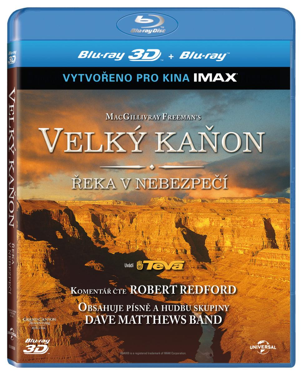 Stiahni si 3D Filmy Velky Kanon 3D /   Grand Canyon Adventure: River at Risk [1080p] [3D SBS] = CSFD 55%